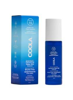 COOLA Full Spectrum 360° Refreshing Water Mist Organic Face Sunscreen SPF15 - crème solaire