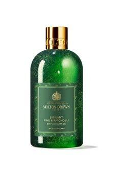 Molton Brown Gel douche et bain en Pine et patchouli -édition limitée Gel douche et bain pour Noël