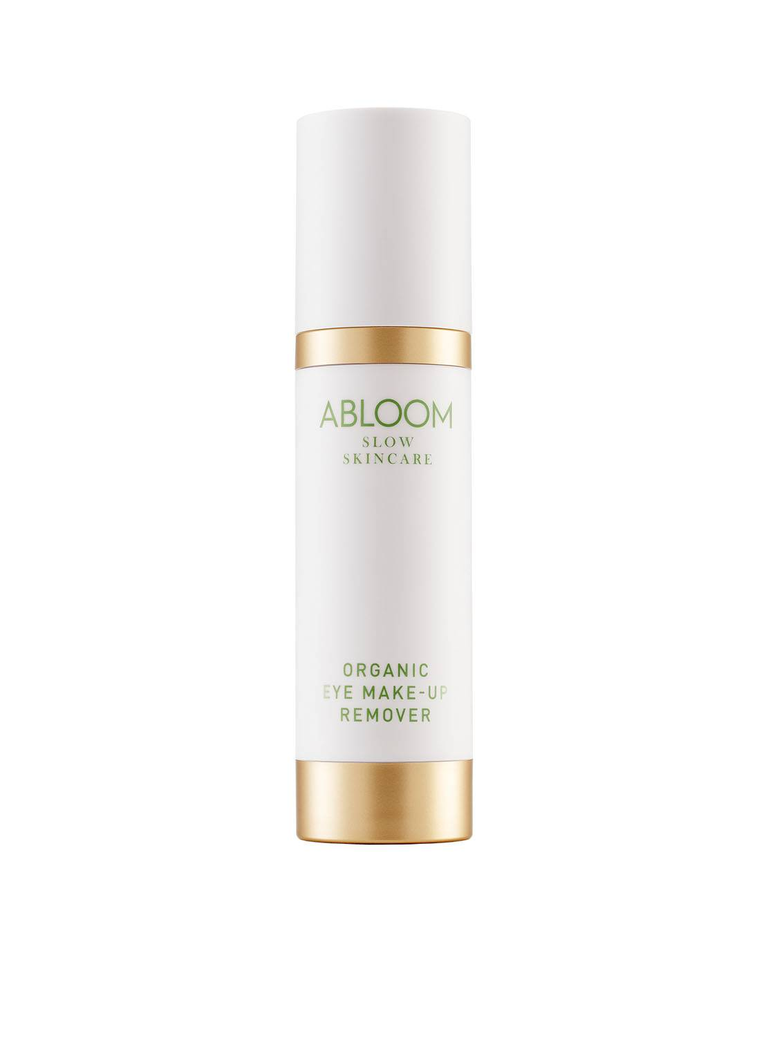 ABLOOM Organic Eye Make-Up Remover-démaquillant pour les yeux -
