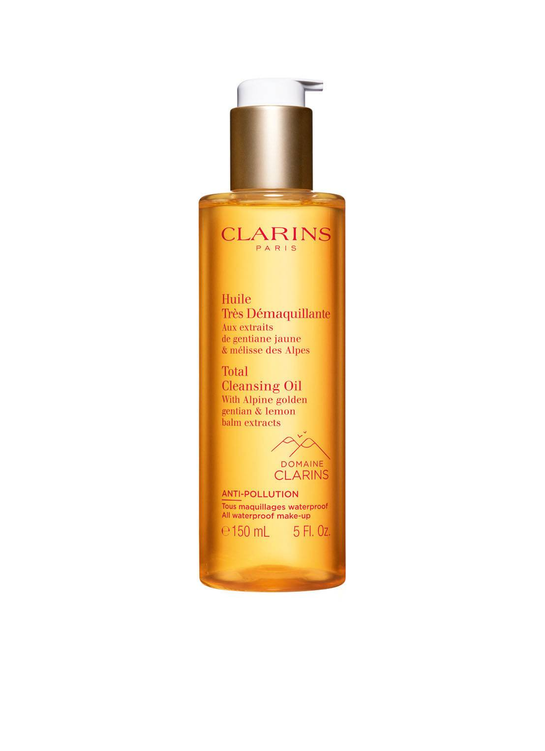 Clarins Total Cleansing Oil - huile nettoyante -
