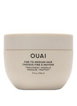 Ouai Masque de traitement des cheveux fins/moyens - masque capillaire