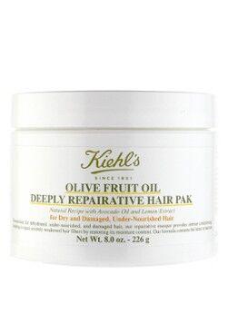 Kiehl's Huile capillaire à l'huile d'olive profondément réparatrice - revitalisant