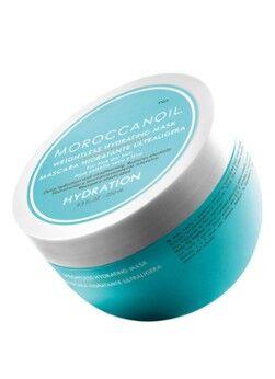 Moroccanoil Masque Hydratant Weightless - masque capillaire
