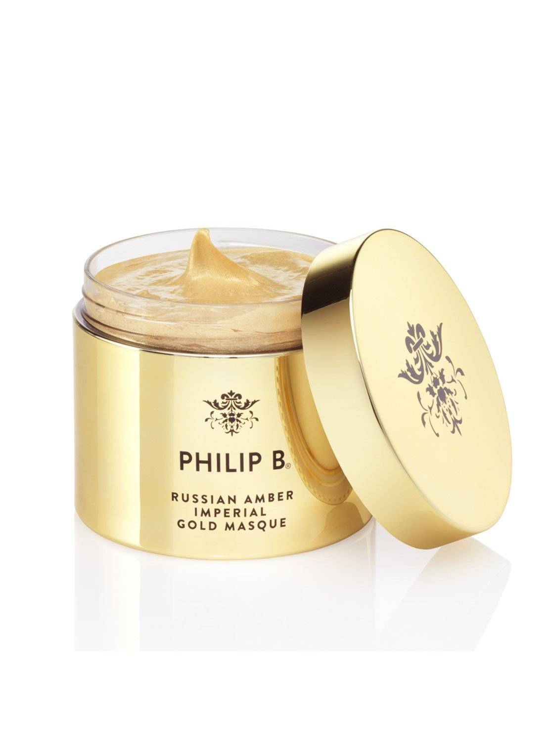 Philip B Russian Amber Imperial Gold Masque - masque capillaire -