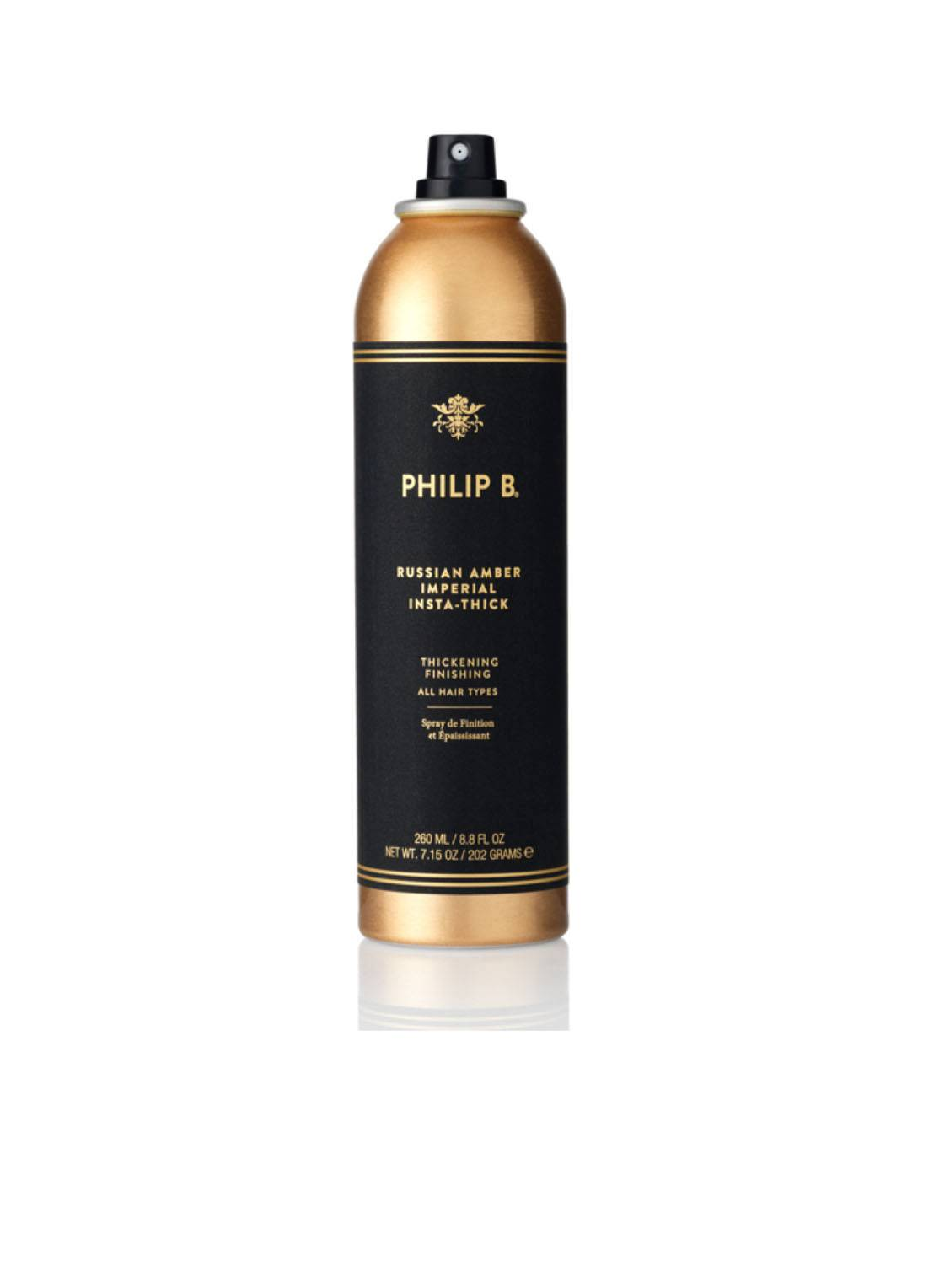 philip b Spray Volume Insta-Thick Russian Amber Imperial™ -