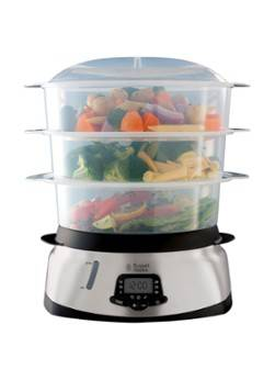 Russell Hobbs Cuiseur vapeur MaxiCook 10,5 litres 23560-56