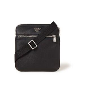 Giorgio Armani Emporio Armani Sac bandoulière Small Messenger avec logo - Publicité