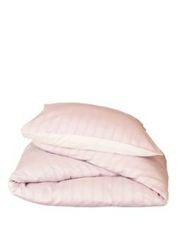 Crisp Sheets Parure de lit rose poudré en coton organique - tais d'oreillers