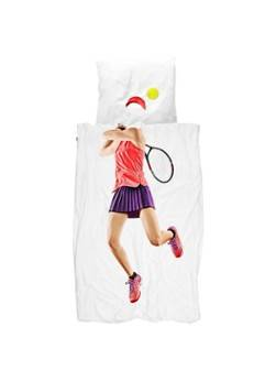 Snurk Ensemble de housse de couette Tennis Pro Light en coton biologique 160TC - y compris les taies d'oreiller