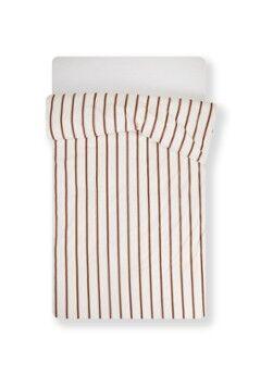 TEKLA Housse de couette en percale de coton biologique - taies d'oreiller non inclues