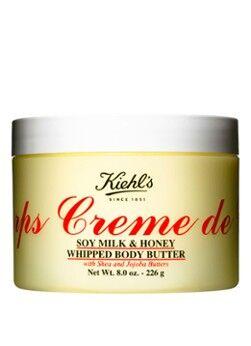 Kiehl's Crème de Corps Beurre fouetté au lait de soja et au miel