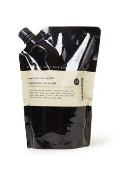 Humdakin Recharge de savon liquide pour les mains Peony & Cranberry 750ml