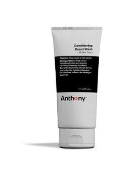 Anthony Revitalisant Beard Wash - Nettoyant pour le visage et la barbe