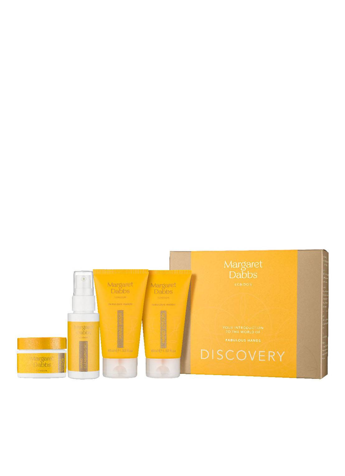 margaret dabbs london Discovery Set For Fabulous Hands - set de soins pour les mains -