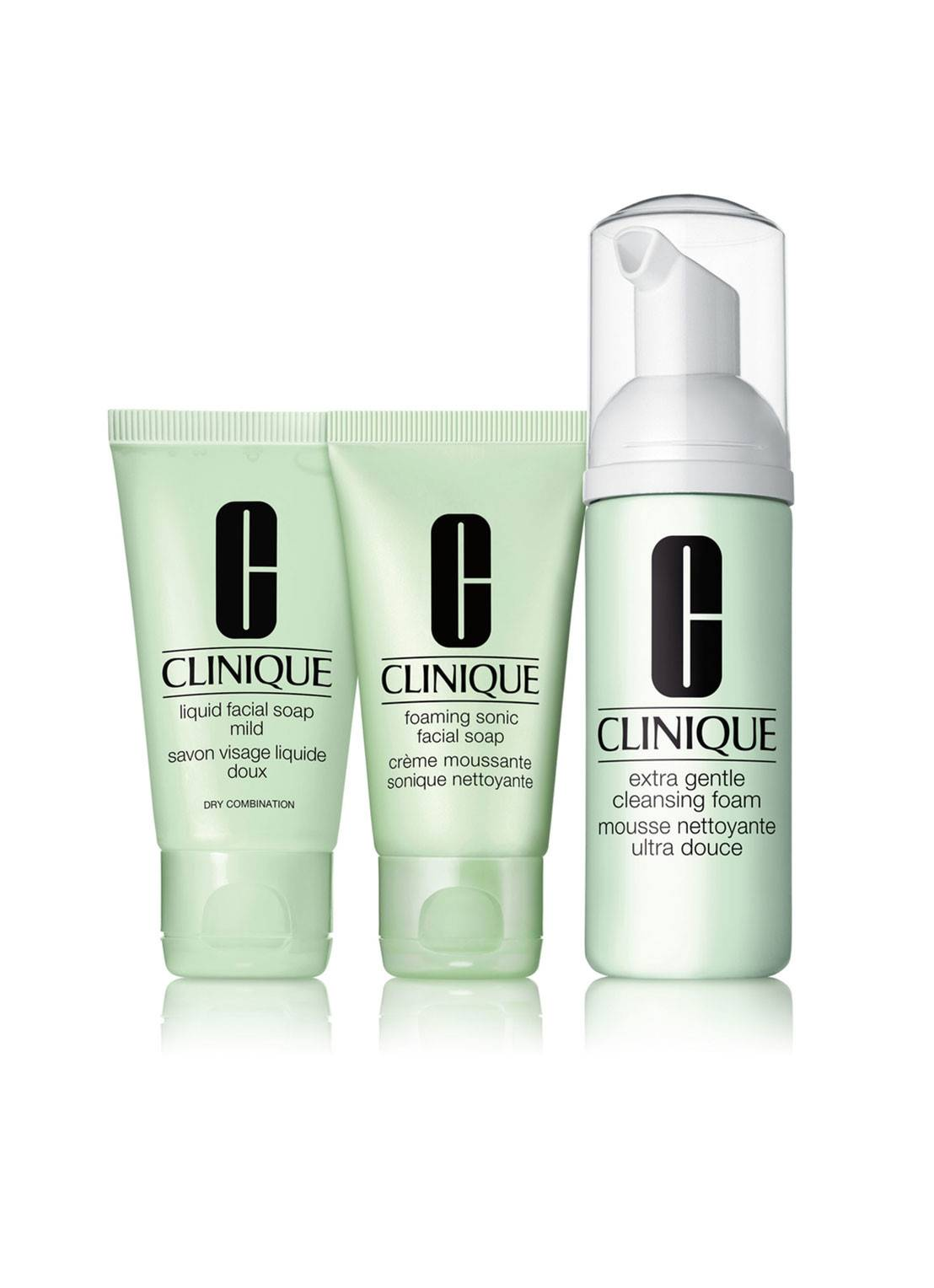 clinique Intro Kit Extra Gentle - kit d'entretien -