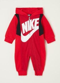 Nike Costume bébé avec capuche et logo imprimé