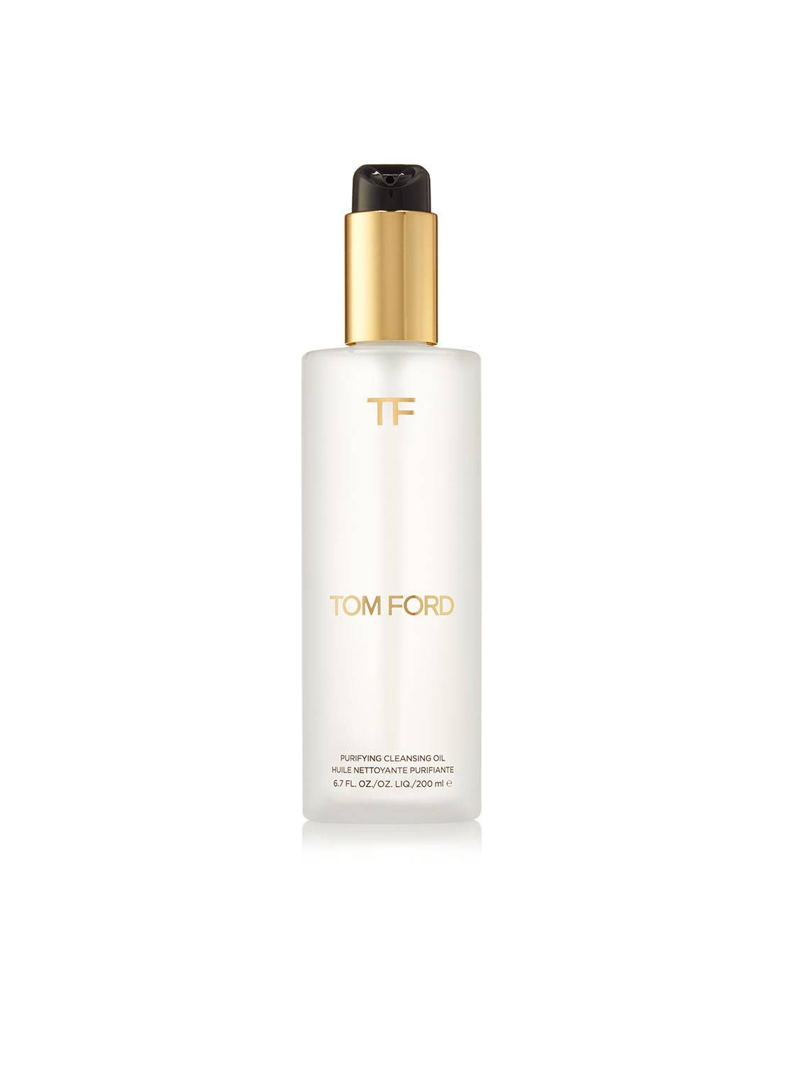 tom ford Purifying Cleansing Oil - huile de nettoyage -