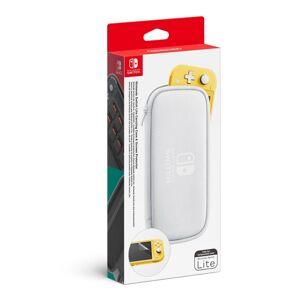 nintendo Housse de rangement et film protecteur pour Nintendo Switch Lite - Blanc - Publicité