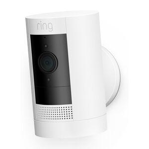 ring Caméra de sécurité Stick Up Cam Battery - Blanc - Publicité