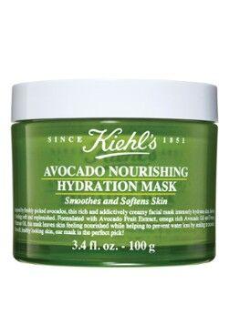 Kiehl's Masque hydratant nourrissant à l'avocat - Masque facial en édition limitée