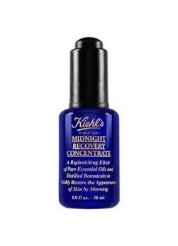 Kiehl's Concentré de récupération de minuit - huile pour le visage