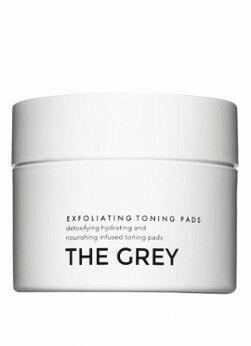 THE GREY Tampons exfoliants toniques - tampons de lotion exfoliants