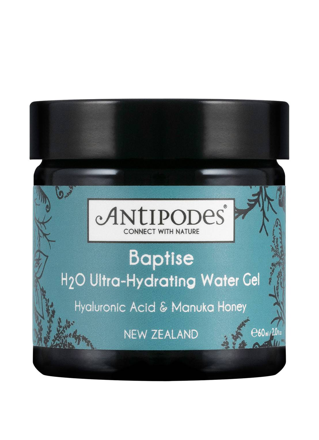 antipodes Baptise H2O Ultra-Hydrating Water Gel - crème gel jour & nuit -