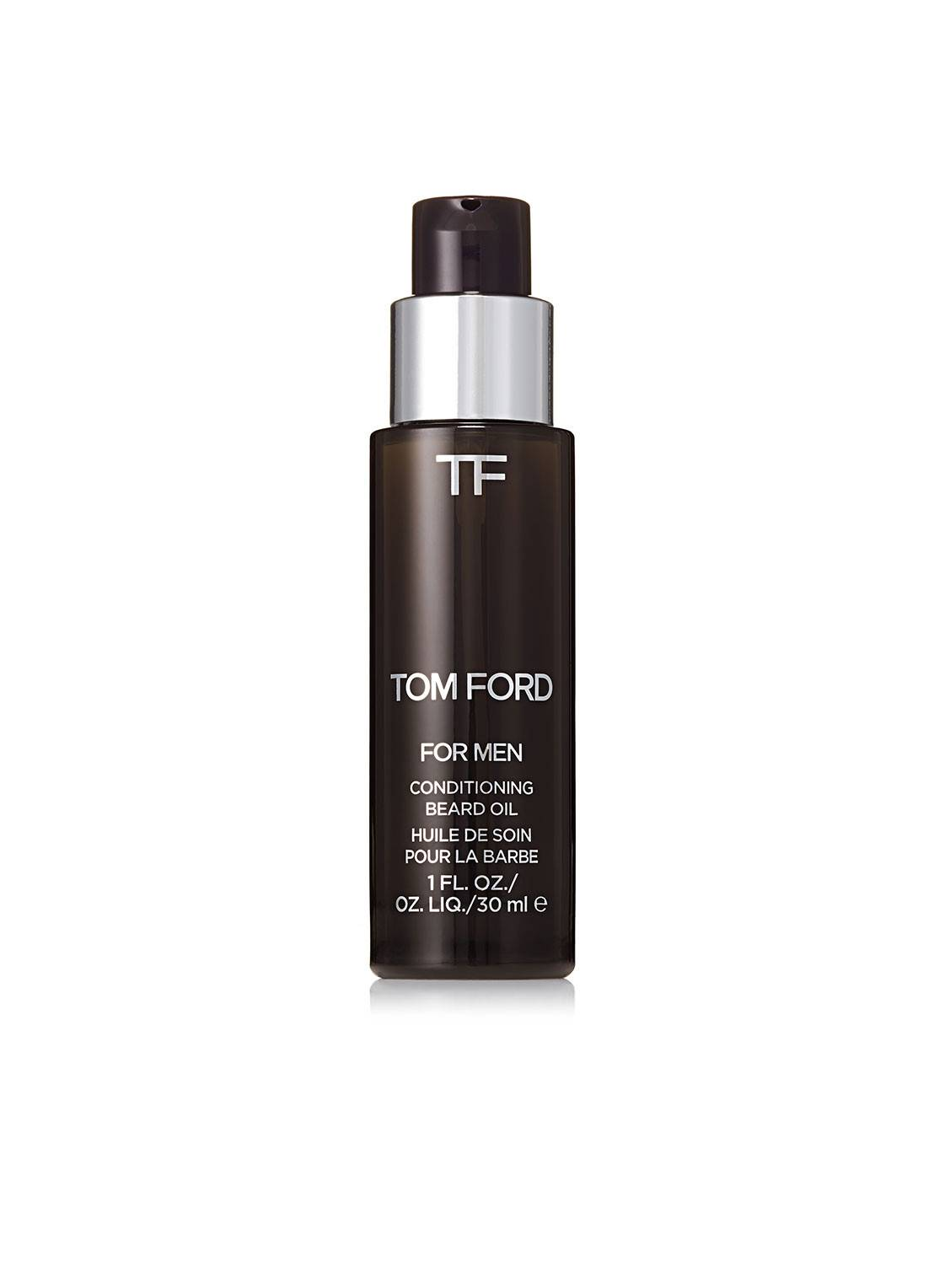 tom ford Huile à barbe revitalisante - Oud -