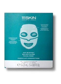 111SKIN Bio Cellulose Facial Mask BOX - masque 5pièces