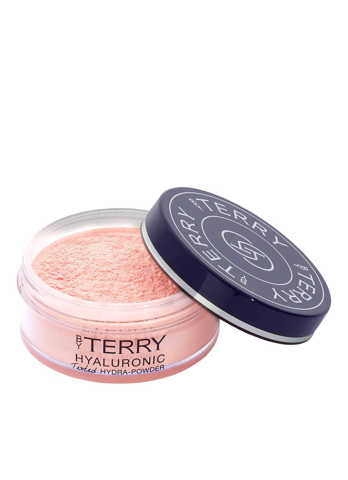 by terry Hyaluronic Tinted Hydra Powder - poudre libre - N1. Rosy Light