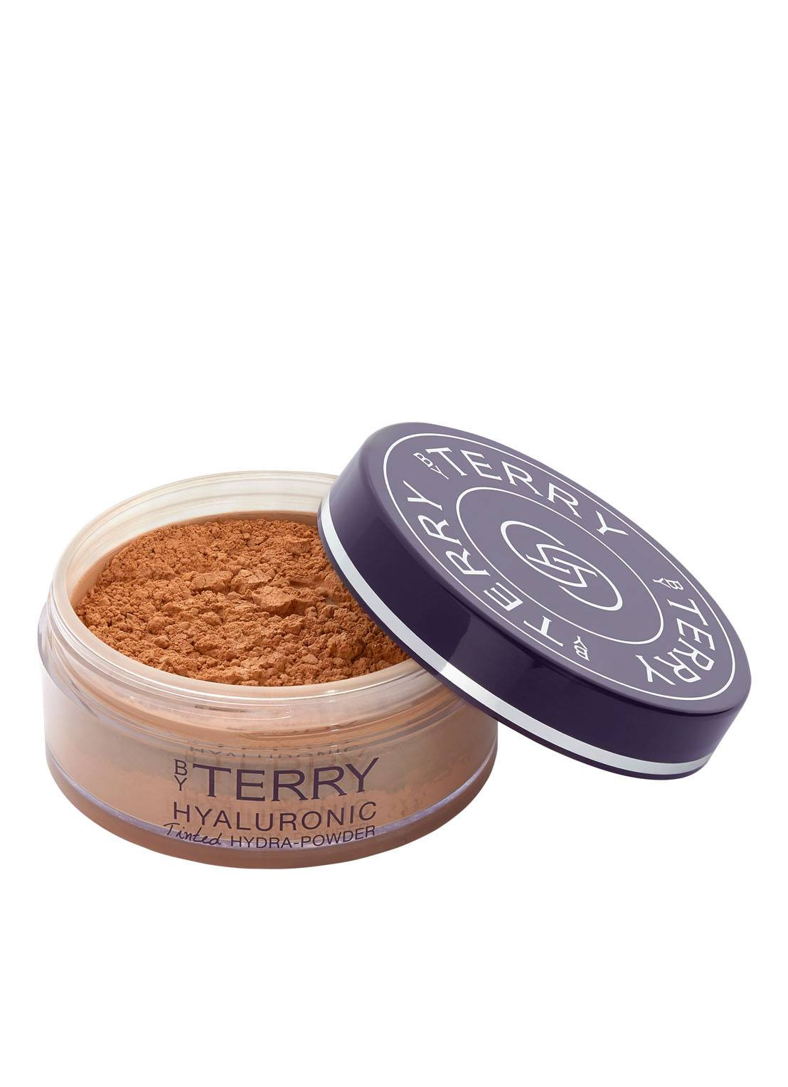 by terry Hyaluronic Tinted Hydra Powder - poudre libre - N500 Medium Dark