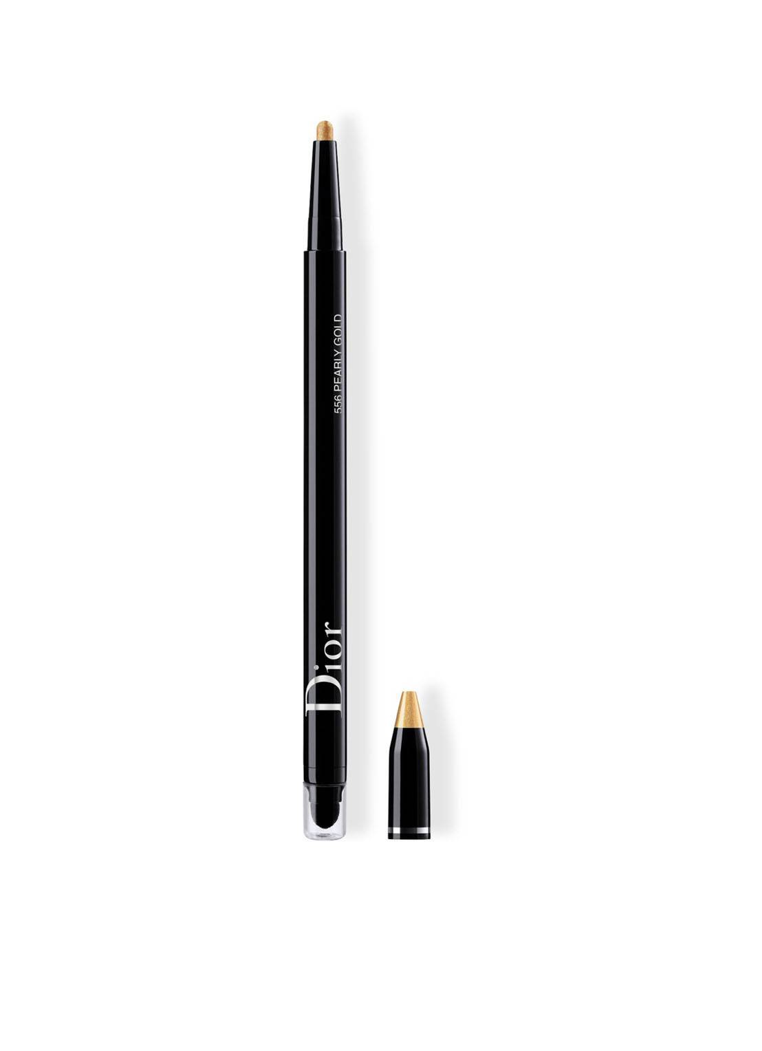 DIOR Diorshow 24H Stylo - eye-liner imperméable - 556 Pearly Gold