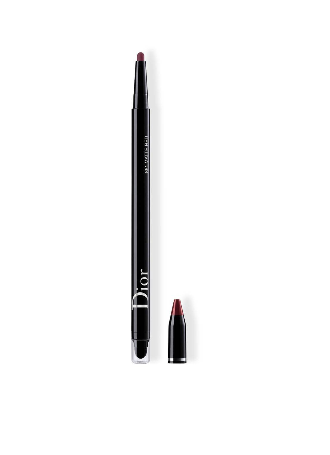 DIOR Diorshow 24H Stylo - eye-liner imperméable - 861 Matte Red – Limited Edition