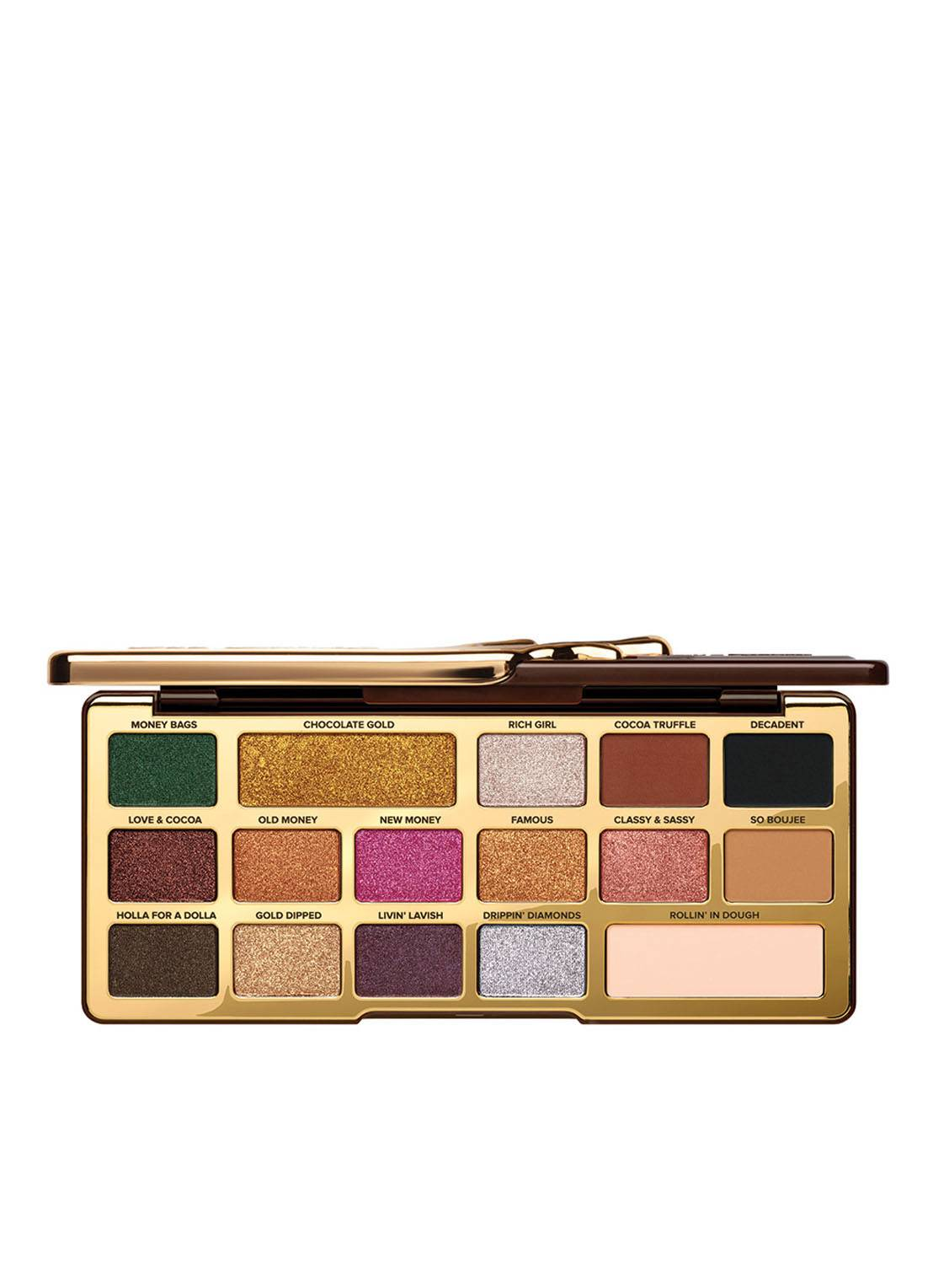 too faced Chocolate Gold Eye Shadow Palette - Fard à paupières -
