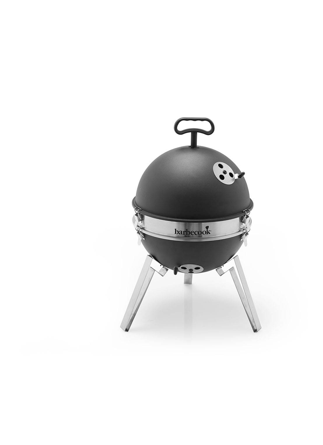 barbecook Barbecue à charbon Billy 31,5 x 31,5 cm - Noir