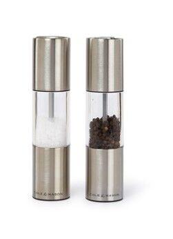 Cole & Mason Moulin à poivre et sel d'Oslo 18,5 cm