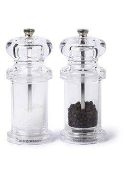Cole & Mason Moulin à poivre et à sel 14 cm 2 pièces
