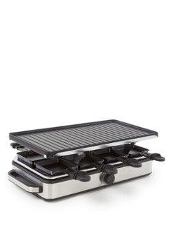 Princess Appareil à raclette Princess pour 8 personnes avec grill Deluxe 162645