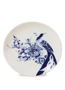 Royal Delft Assiette petit déjeuner bleu de Delft 21,5 cm