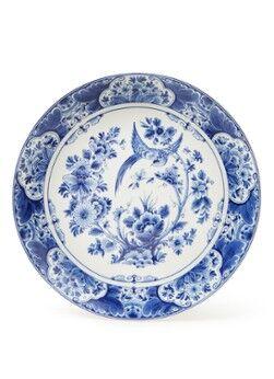 Royal Delft Assiette petit-déjeuner 24 cm