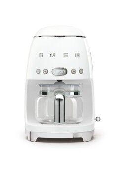 SMEG Machine à café filtre style années 50 DCF02WHEU