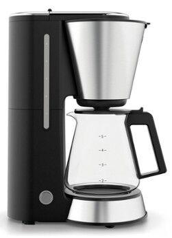 WMF Machine à café KITCHENminis Aroma avec récipient en verre