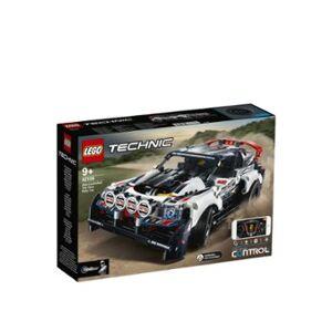 Lego Voiture de rallye Top Gear avec contrôle d'application - 42109 - Publicité