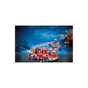playmobil Brandweer ladderwagen - - Publicité