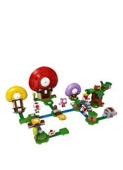 Lego Kit d'extension: Chasse au trésor de crapaud - 71368