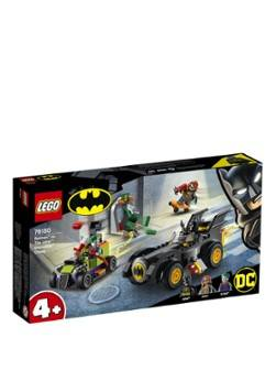 Lego DC Comics Super Heroes Batman vs. The Joker: Batmobile poursuite -76180