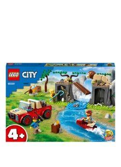 Lego Wildlife Rescue off-roader - 60301