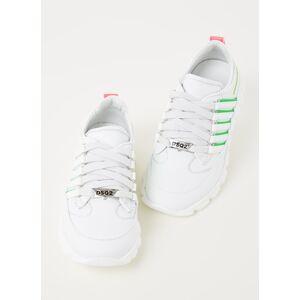 dsquared2 Sneaker en cuir 251 - Blanc - Publicité