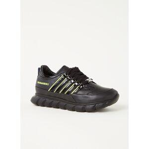 dsquared2 Sneaker en cuir - Noir - Publicité