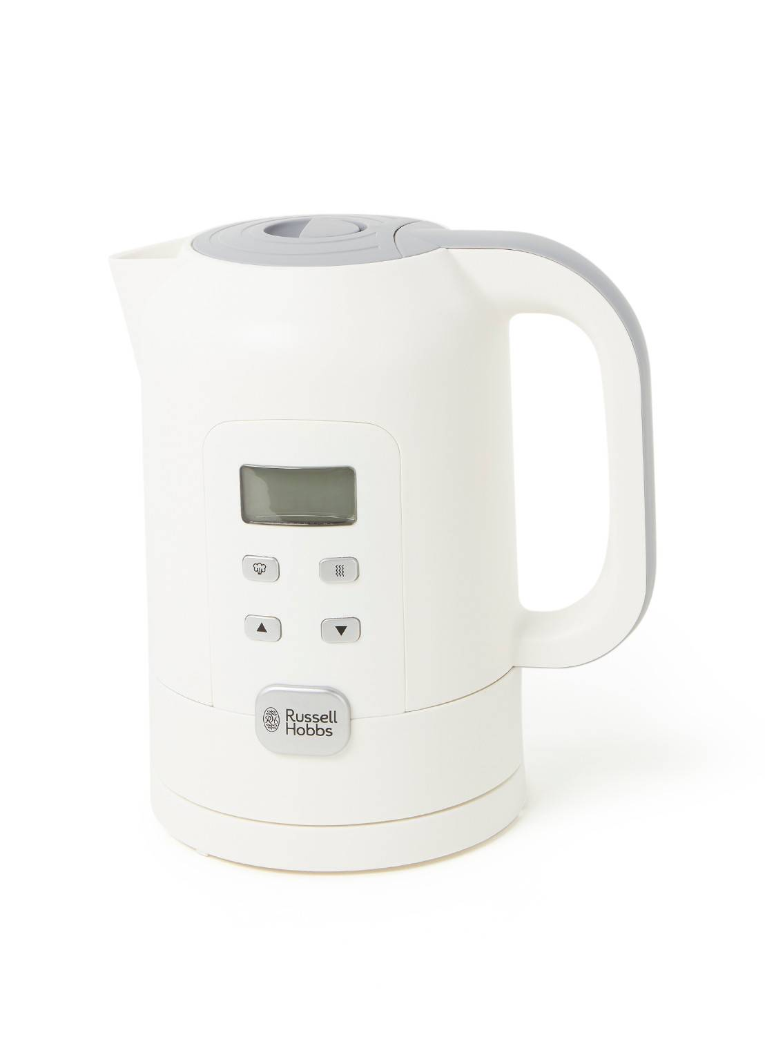 russell hobbs Bouilloire Precision Control 1,7 litre 21150-70 - Blanc